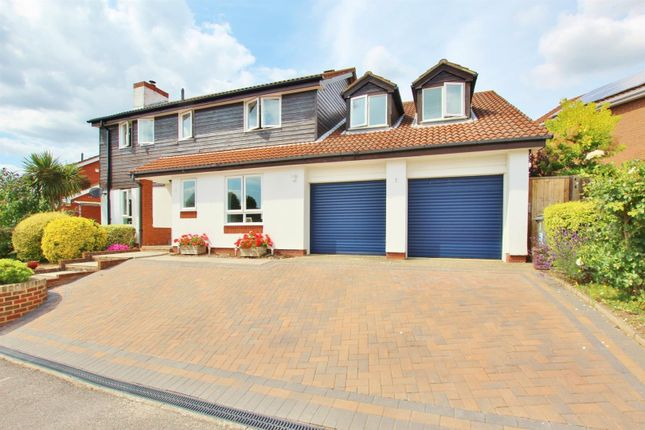 Thumbnail Detached house for sale in Summerfields, Bournemouth