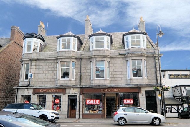 Thumbnail Flat to rent in First Floor, 42 High Street, Banchory, Kincardineshire