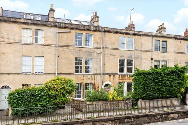 Thumbnail Terraced house for sale in Caroline Buildings, Bath