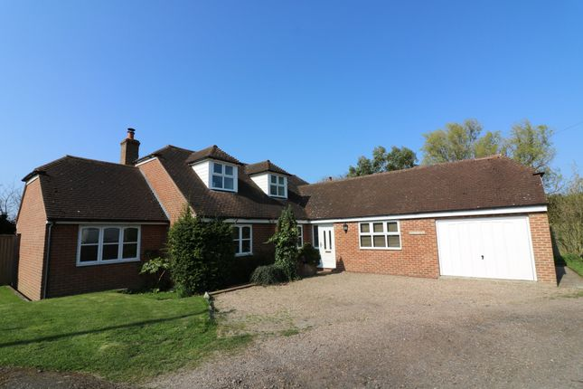 Thumbnail Detached house to rent in Foxborough Hill, Woodnesborough, Sandwich