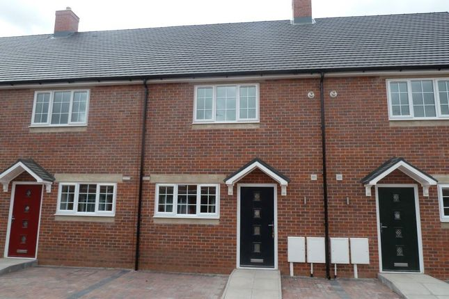 Thumbnail Terraced house to rent in Park Avenue, Attleborough, Nuneaton