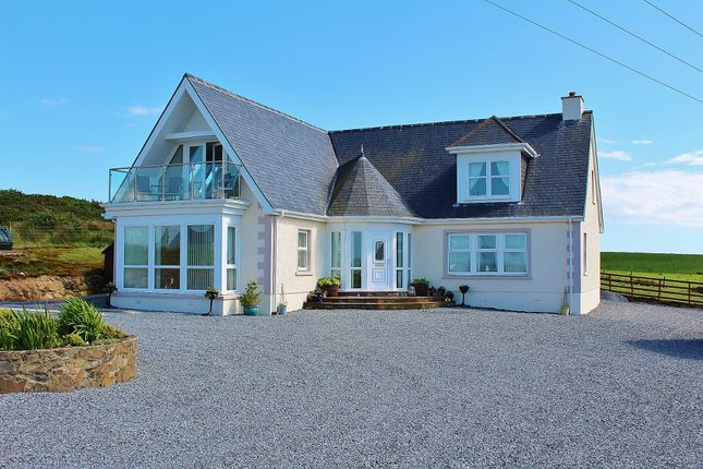 Thumbnail Detached house for sale in South Knockglass Croft, Stranraer