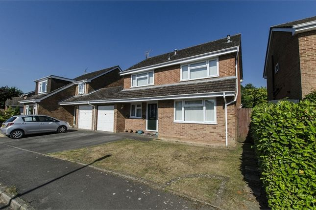 Thumbnail Detached house for sale in Longfield Road, Fair Oak, Eastleigh, Hampshire