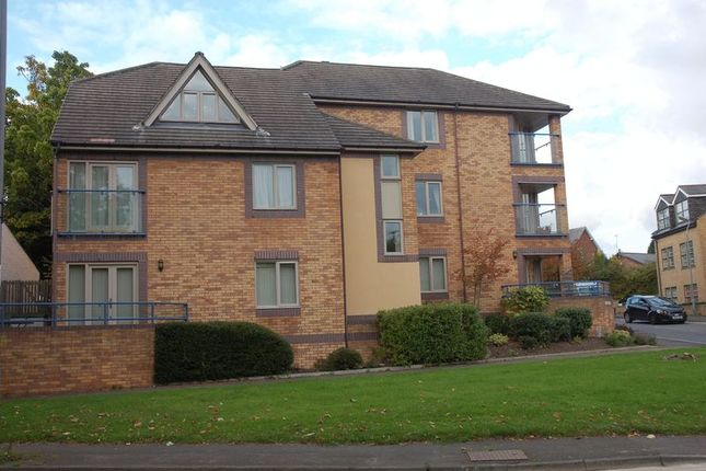 Thumbnail Flat for sale in Collingwood Court, Ponteland, Newcastle Upon Tyne