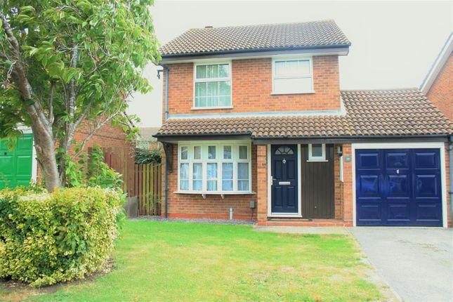 Thumbnail Detached house to rent in Elham Way, Aylesbury