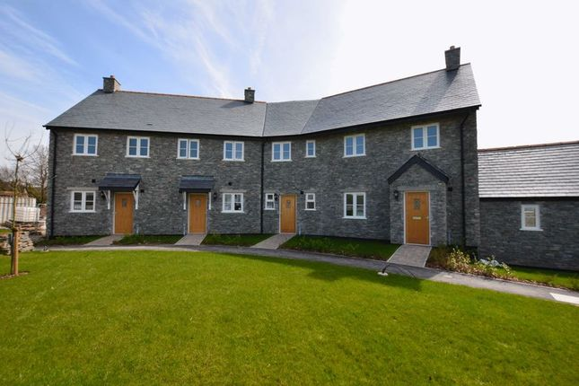 Thumbnail Terraced house for sale in South View, Mary Tavy, Tavistock
