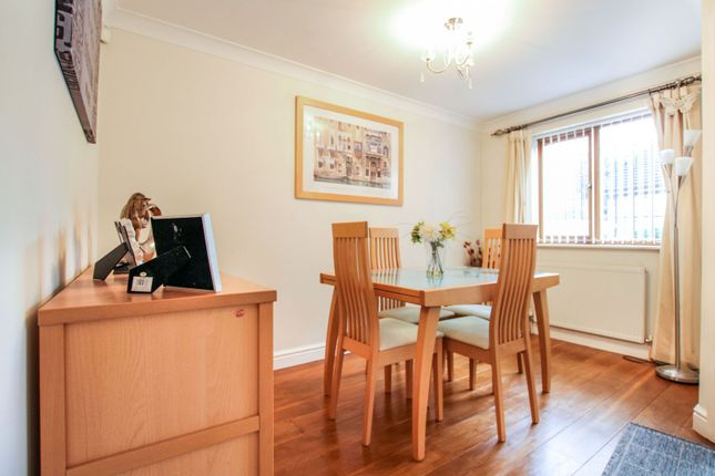 Dining Room of Nelson Court, Methley LS26