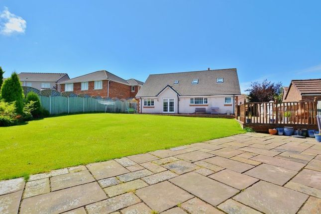 Thumbnail Detached house for sale in Osprey Gardens, Moresby Parks, Whitehaven