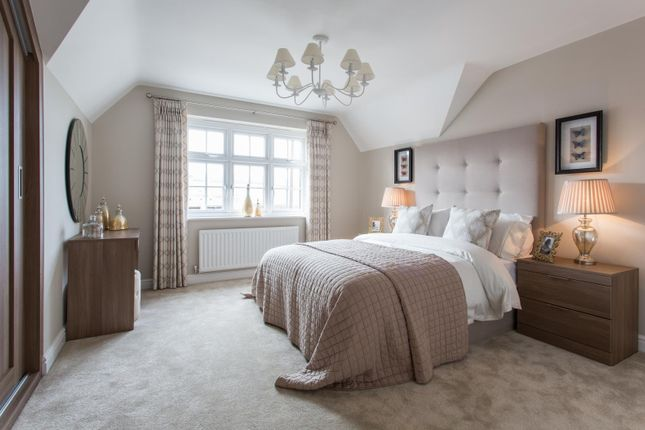 Thumbnail Detached house for sale in Plot 8 The Cambridge, Wendlescliffe, Bishops Cleeve, Cheltenham, Gloucestershire