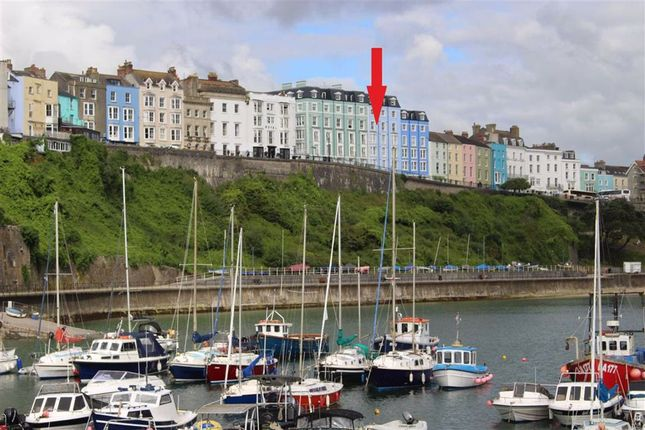 Thumbnail Flat for sale in Paxton Court, White Lion Street, Tenby