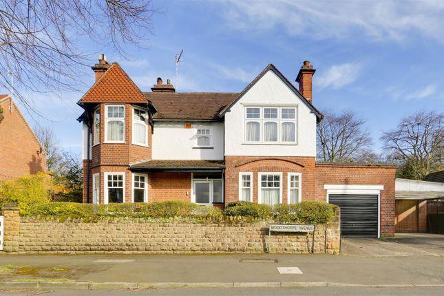 Detached house for sale in Woodthorpe Avenue, Woodthorpe, Nottinghamshire