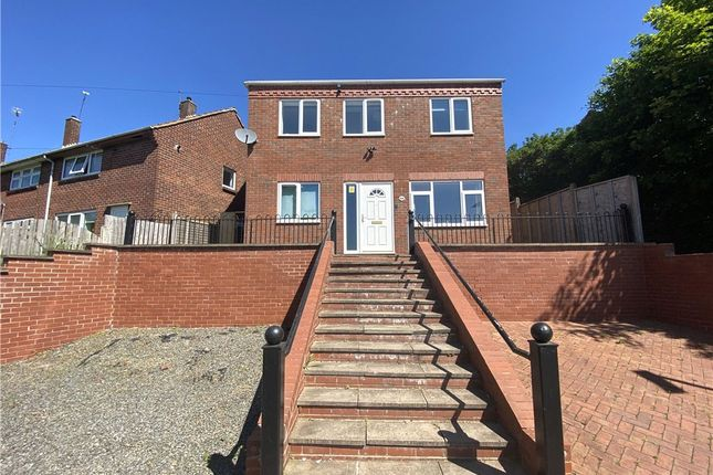 Thumbnail Detached house for sale in Ashwood Road, Nuneaton