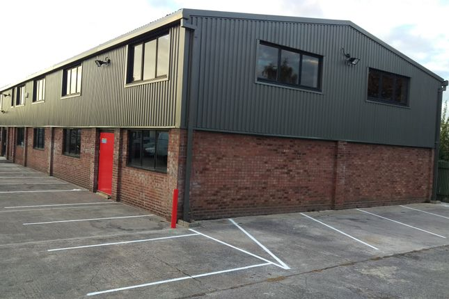 Thumbnail Industrial for sale in Kingfisher House, Cricketts Lane Industrial Estate, Chippenham, Wiltshire