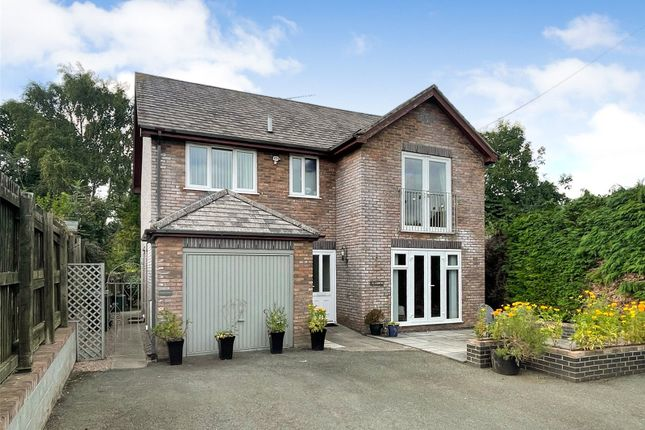 Detached house for sale in Morda, Oswestry, Shropshire