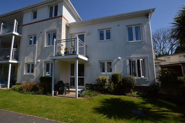 Thumbnail Flat to rent in Stanley Court, Stanley Road, St Marychurch, Torquay Devon