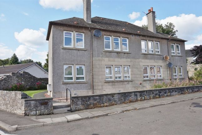 Thumbnail Flat for sale in 42 Bowton Road, Kinross, Kinross-Shire