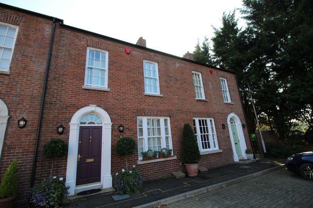 Thumbnail Terraced house for sale in Kilwarlin Avenue, Hillsborough