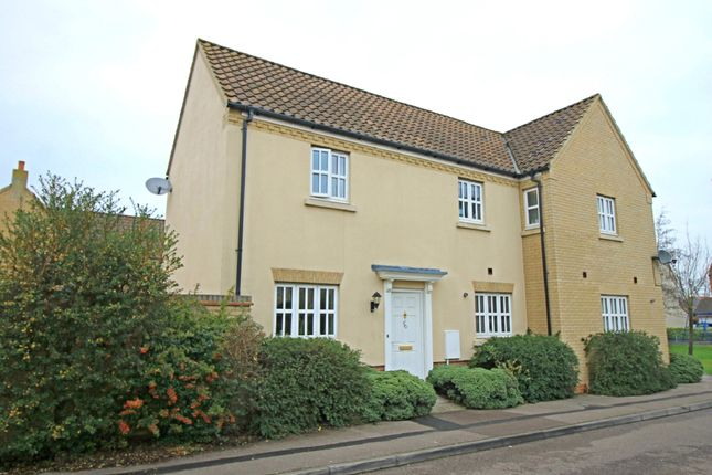 Thumbnail Semi-detached house for sale in Roman Way, Godmanchester