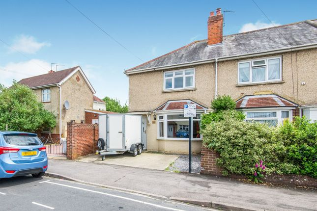 Thumbnail End terrace house for sale in Warren Crescent, Southampton