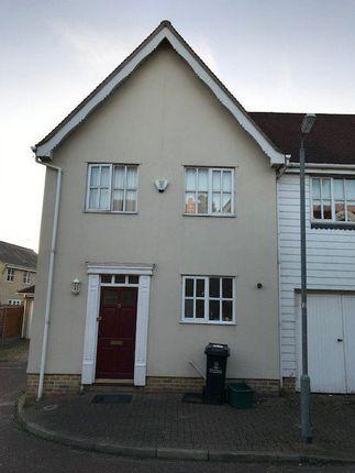 Thumbnail Semi-detached house to rent in Triumph Close, Blackheath, Colchester, Essex