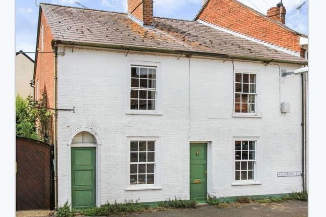 Thumbnail Semi-detached house for sale in Salisbury Street, Cranborne, Wimborne