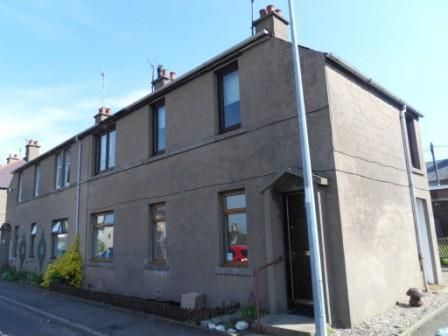 Thumbnail Flat to rent in Peffers Place, Forfar