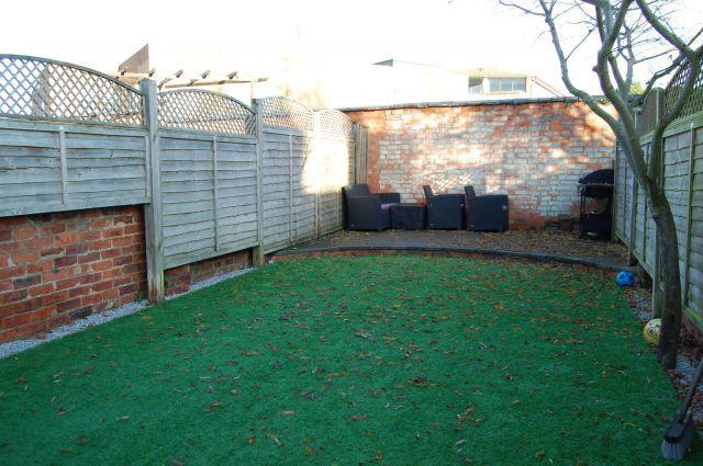 Rear Garden of Clarke Road, Abington, Northampton NN1
