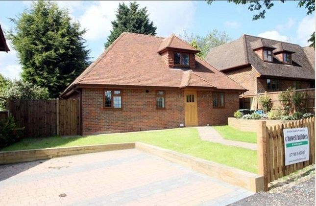 Thumbnail Detached bungalow to rent in Roebuck Lane, Buckhurst Hill