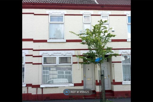 Thumbnail Terraced house to rent in Longden Road, Manchester