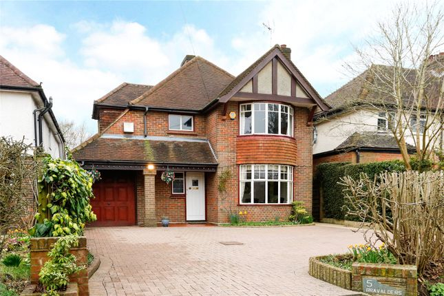 Thumbnail Detached house for sale in Ashley Green Road, Chesham, Buckinghamshire