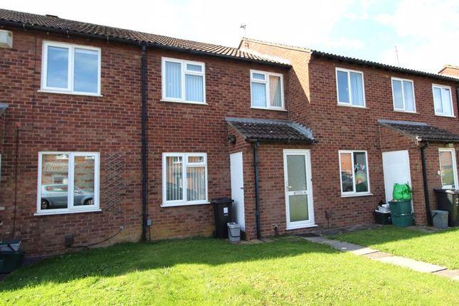 Thumbnail Terraced house for sale in Sandringham Road, Stoke Gifford, Bristol