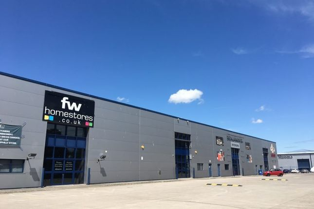 Industrial to let in Unit 3 Freemans Parc, Penarth Road, Cardiff, 8Eq