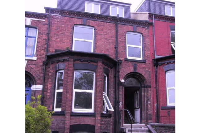 Thumbnail Flat to rent in Cemetery Road, Leeds