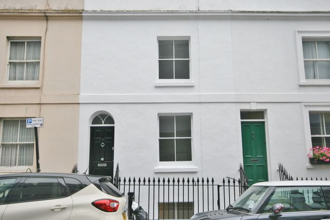 Thumbnail Terraced house to rent in Robert Street, Brighton, East Sussex