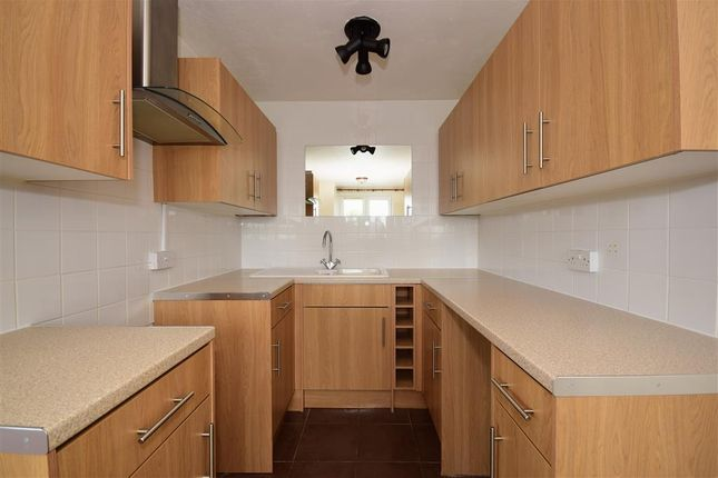 Thumbnail Flat for sale in The Drive, Great Warley, Brentwood, Essex