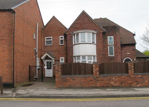 Thumbnail Flat to rent in Ferndell House, 6 Church Road, Walsall