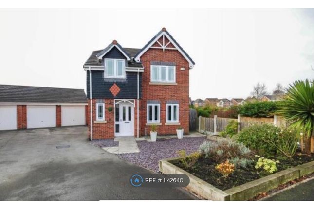 4 bed detached house to rent in Kirkwood Close, Wigan WN2