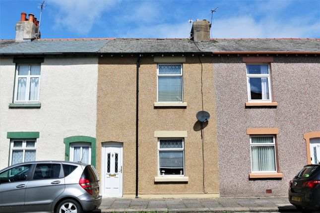 Thumbnail Terraced house for sale in Dover Street, Walney, Barrow-In-Furness