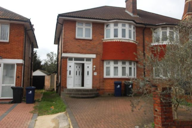 Thumbnail Semi-detached house to rent in Friars Place Lane, London, Acton