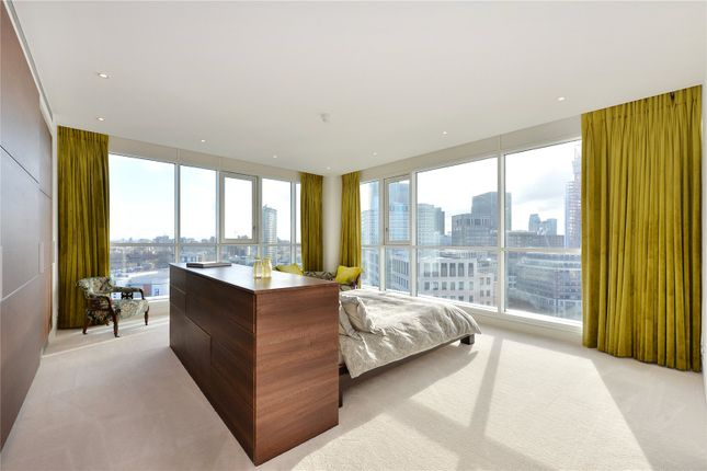 Thumbnail Flat for sale in Eaton House, 38 Westferry Circus, London