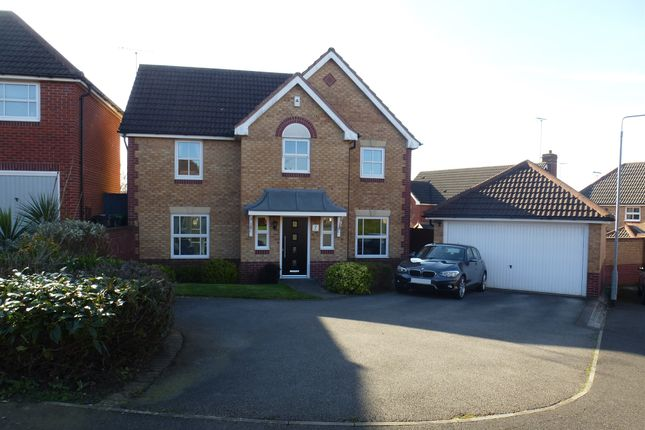 Thumbnail Detached house for sale in Wildflower Grove, Sutton-In-Ashfield
