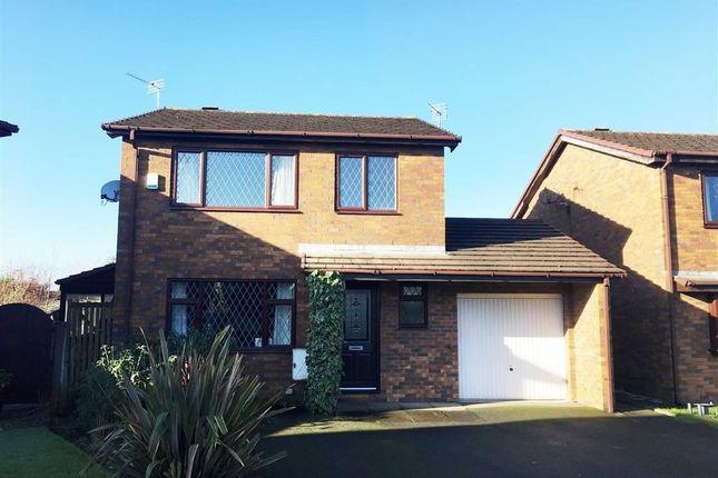 Thumbnail Detached house for sale in Meadow Park, Cabus, Preston