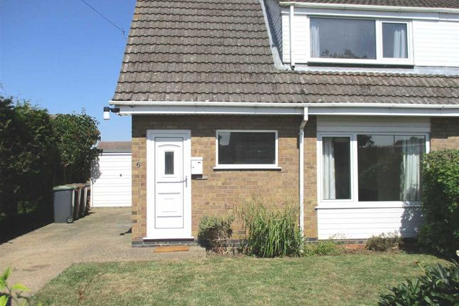 Thumbnail Semi-detached house to rent in All Saints Grove, Sleaford