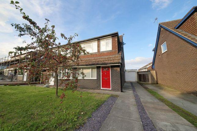 Thumbnail Semi-detached house to rent in Cheltenham Crescent, Runcorn