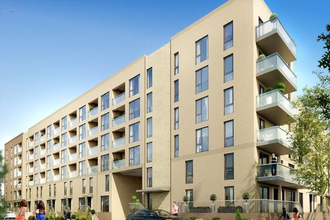 Thumbnail Flat for sale in Aberfeldy Village, East India Dock Road