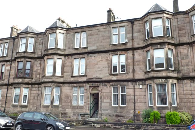 Thumbnail Flat for sale in Brougham Street First Floor, Greenock