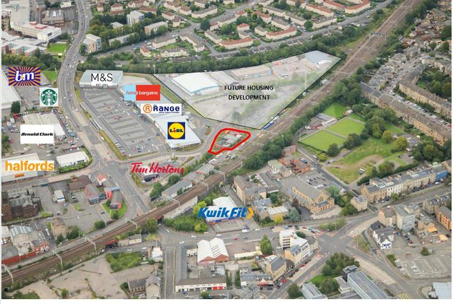 Thumbnail Land for sale in Wallneuk Road, Paisley