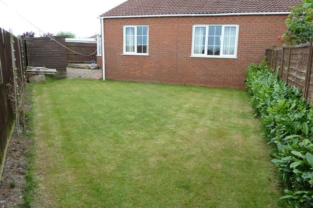 Thumbnail Semi-detached bungalow for sale in St. James Gardens, Mablethorpe
