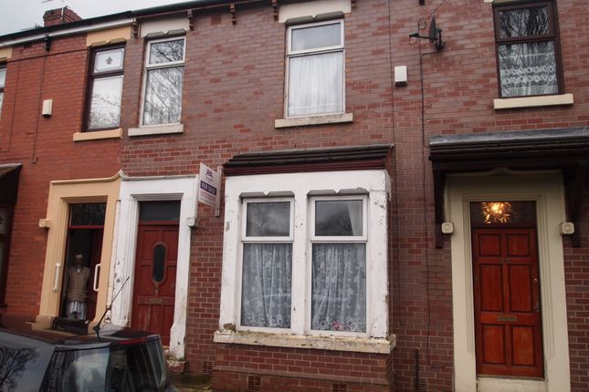 Thumbnail Terraced house for sale in Harling Road, Preston
