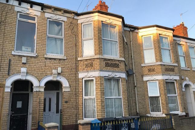 Thumbnail Terraced house for sale in Ash Grove, Beverley Road, Kingston Upon Hull
